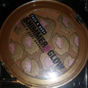 Shimmer & Glow Face & Body Bronzer NEW